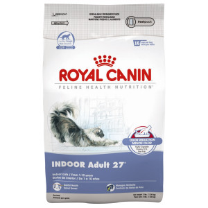 Royal Canin Dry Cat Food Indoor Adult 27 Formula