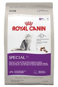 Royal Canin Dry Cat Food Special 33 Formula
