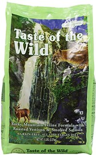 Taste of the Wild Dry Cat Food, Rocky Mountain Feline Formula