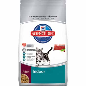 Hill's Science diet indoor dry cat food review